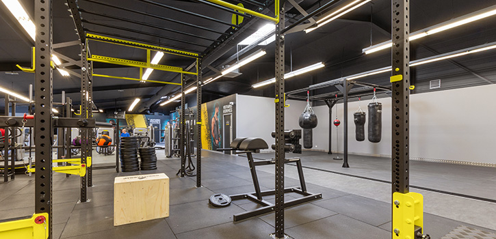 Fitness Park de Tarbes